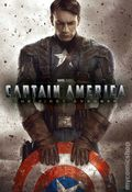 Captain America The First Avenger SC (2011 A Marvel Storybook) 1-1ST