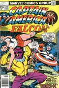 Captain America (1968 1st Series) 35 Cent Variant 211