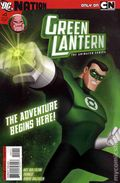 Green Lantern the Animated Series (2011) 0