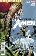 Wolverine and the X-Men (2011) 2A