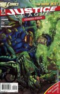 Justice League (2011) 2COMBO