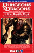 Dungeons and Dragons (2010 IDW) 11B