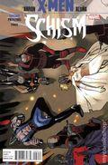 X-Men Schism (2011 Marvel) 3C