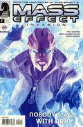 Mass Effect Invasion (2011 Dark Horse) 2A