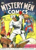 Mystery Men Comics (1939) 1