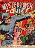 Mystery Men Comics (1939) 8