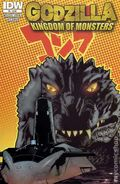 Godzilla Kingdom of Monsters (2011 IDW) 9A
