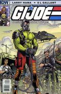 GI Joe Real American Hero (2010 IDW) 172A