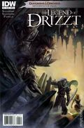 Dungeons and Dragons Drizzt (2011 IDW) 4A