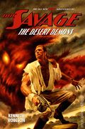 Doc Savage The Desert Demons SC (2011 Novel) The All-New Wild Adventures 1-1ST