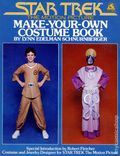 Star Trek The Motion Picture Make Your Own Costume Book SC (1979) 1-1ST