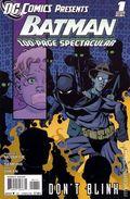 DC Comics Presents Batman Don't Blink (2011) 1