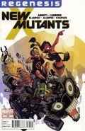 New Mutants (2009 3rd Series) 33A