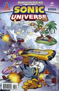 Sonic Universe (2009) 34