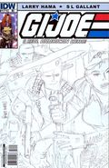 GI Joe Real American Hero (2010 IDW) 171C