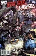 Star Trek Legion of Superheroes (2011 IDW) 1B