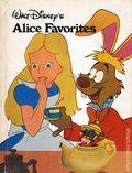 Walt Disney's Alice Favorites HC (1973) 1-1ST