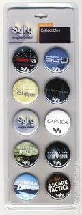 SyFy Limited Edition Collectibles Button Set (2009) SET-01