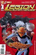 Legion of Super-Heroes (2011 7th Series) 1B