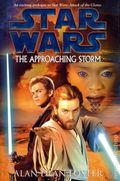 Star Wars The Approaching Storm HC (2002 Novel) 1-1ST