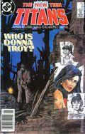New Teen Titans (1980) (Tales of ...) Mark Jewelers 38MJ