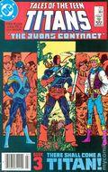 New Teen Titans (1980) (Tales of ...) Mark Jewelers 44MJ