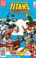New Teen Titans (1980) (Tales of ...) Mark Jewelers 48MJ