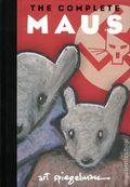 Complete Maus A Survivor's Tale HC (2011 Pantheon) 25th Anniversary Edition 1-1ST