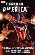 Captain America The Trial of Captain America TPB (2011 Marvel) 1-1ST