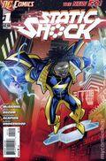 Static Shock (2011 DC) 1B