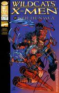 Wildcats X-Men The Golden Age (1997) 1B.DF.SIGNED
