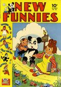 New Funnies (1942 TV Funnies) 68