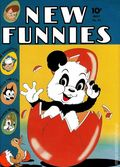 New Funnies (1942 TV Funnies) 75
