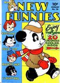 New Funnies (1942 TV Funnies) 78