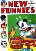 New Funnies (1942 TV Funnies) 81