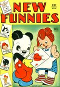 New Funnies (1942 TV Funnies) 85