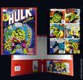 Marvel Comics Pocket Folder (1977) HULK