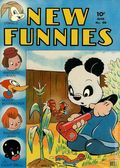 New Funnies (1942 TV Funnies) 88