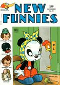 New Funnies (1942 TV Funnies) 93