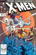 Uncanny X-Men (1963 1st Series) Mark Jewelers 229MJ