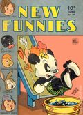 New Funnies (1942 TV Funnies) 100