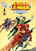 Justice League (2011) General Mills Presents 3U