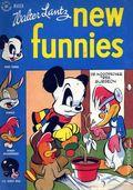 New Funnies (1942 TV Funnies) 121