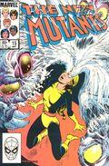New Mutants (1983 1st Series) Mark Jewelers 15MJ