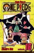 One Piece TPB (2003- Viz Digest) 16-REP