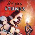 Sticks and Stones GN (2004 Three Rivers Press) 1-1ST