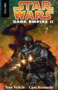 Star Wars Dark Empire II TPB (1995 Boxtree Edition) 1-1ST