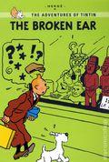 Adventures of Tintin The Broken Ear GN (2011 Hachette) 1-1ST