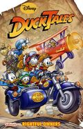 DuckTales Rightful Owners TPB (2011 Boom Studios) 1-1ST