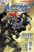 Action Comics (2011 2nd Series) 4A